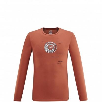 Marškinėliai Millet Loop TS LS