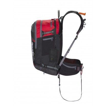 Alpride SuperCap33 with E1 inside (electrical)