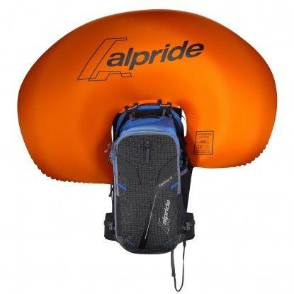 Alpride SuperCap40 with E1 inside (electrical)
