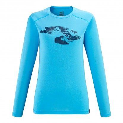 Marškinėliai Millet Sneak TS LS W
