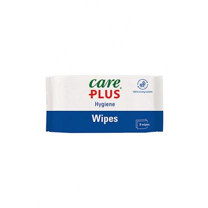 Antibakterinės servetėlės CarePlus