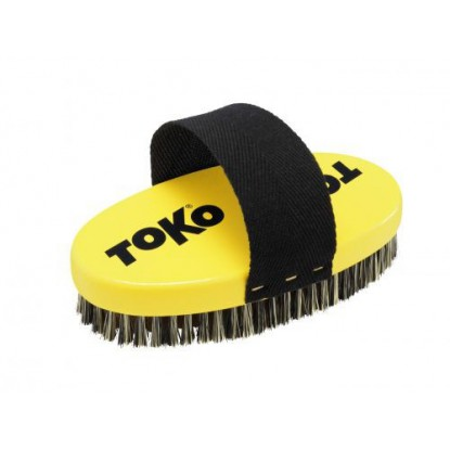 Toko Base Brush oval with...