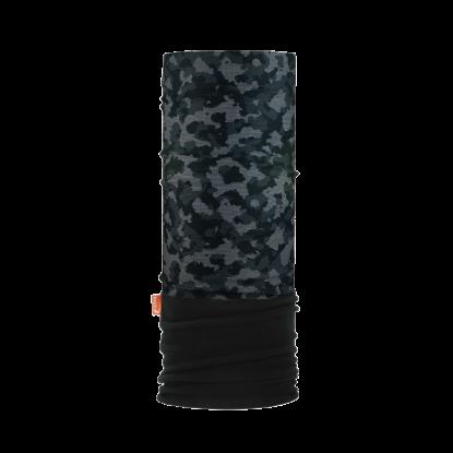 Kaklaskarė WDX Polarwind Drytherm camo black