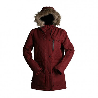 Ride Madison WM pomegranate jacket