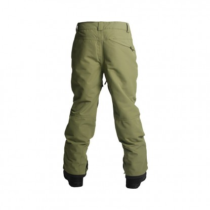 Ride Yesler army green Pant