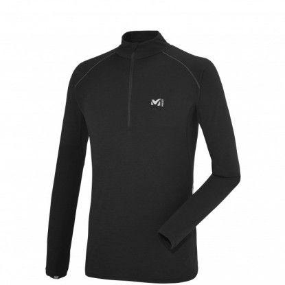 Termo marškinėliai Millet C Wool Blend 150 ZIP LS