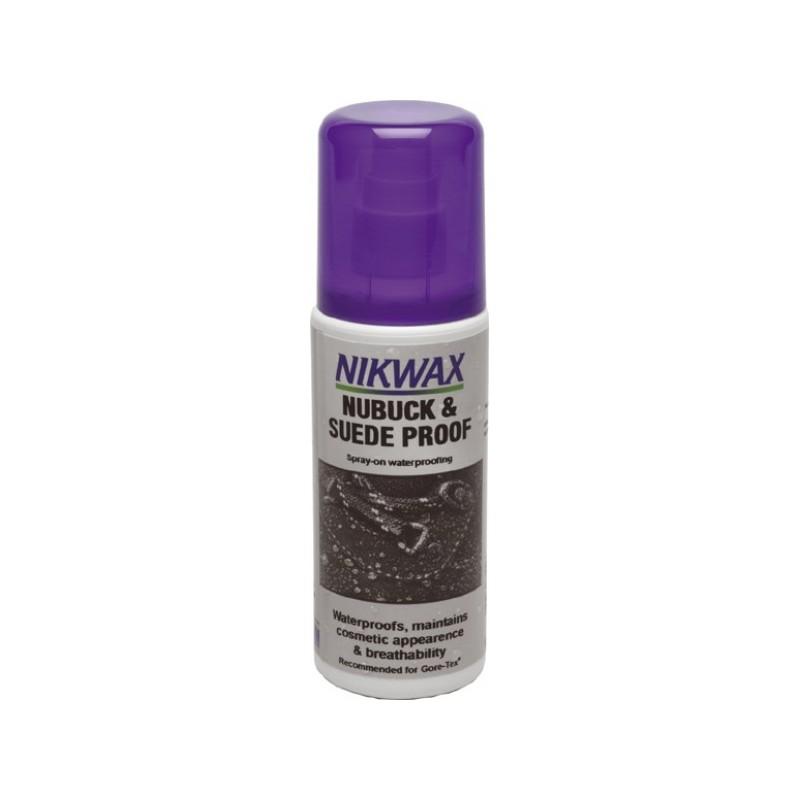 Avalynės impregnavimo priemonė Nikwax NUBUCK & SUEDE PROOF