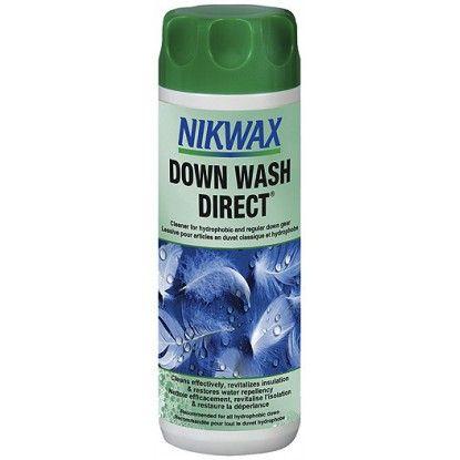Pūkinių drabužių skalbiklis Nikwax DOWN WASH Direct