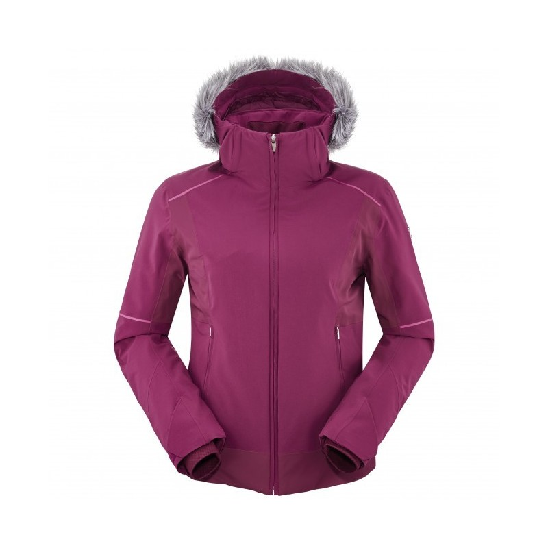 Striukė Eider SQUAW VALLEY FUR JACKET W