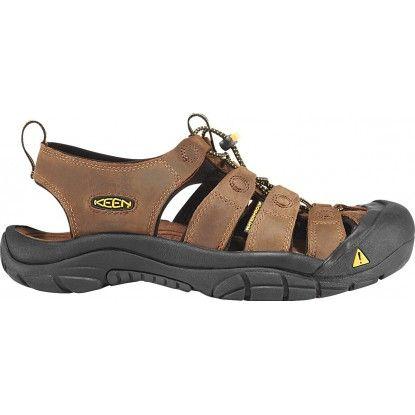 Keen Newport bison sandals