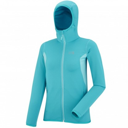 Bluzonas Millet LD Tech Stretch Light Hoodie