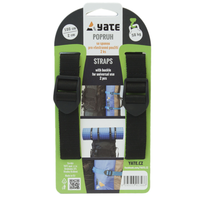 Yate Strap with buckle 75cm