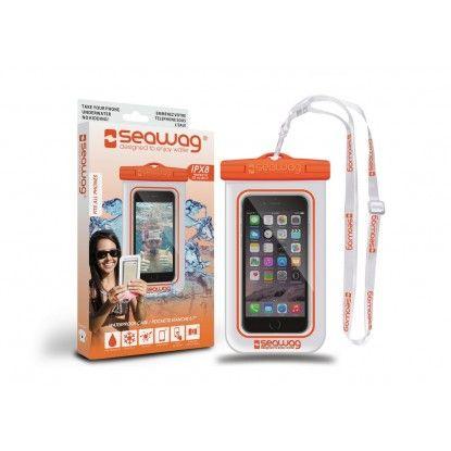 Seawag neperšlampantis dėklas mobiliam telefonui