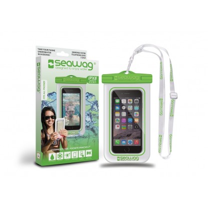 Waterproof Seawag pouch for mobile phone